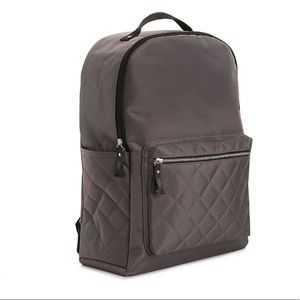 NWT quilted backpack